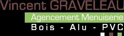 Logo de la Menuiserie Graveleau, menuisier à Sèvremoine 49710
